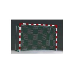 Plase porti handbal, in 2 culori, 3.1x 2.1 m - fir 4 mm