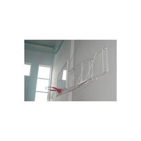 Consola baschet rabatabila (la perete)