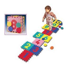 Saltea pentru copii tip puzzle