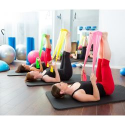 Banda elastica Thera Band pilates-aerobic
