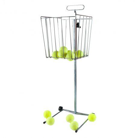 Cos pentru mingi tenis de camp