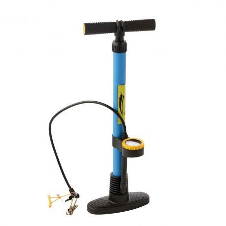 Pompa verticala cu manometru