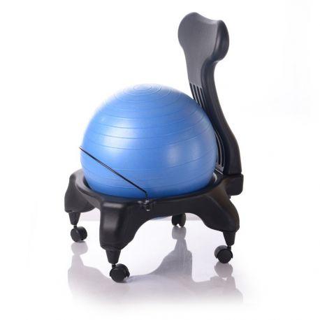 Scaun cu minge aerobic