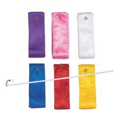 Panglica pentru gimnastica ritmica cu baston