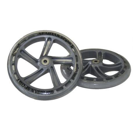 Roti pentru scooter, diametre 125, 150 si 200 mm