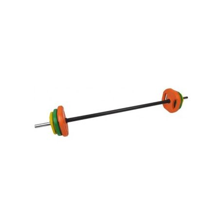 Set haltera/greutati Sportmann Pump-2 20 kg