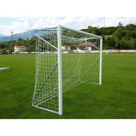 Porti fotbal minifotbal / futsal 3x2 m, profil rotund AL