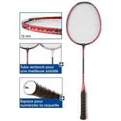 Racheta badminton 66 cm - adulti