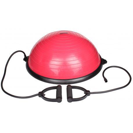 Minge Bosu pentru echilibru (Balance Trainer) - cu extensoare