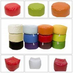 Taburet Puf cilindru sau cub, pentru interior-exterior