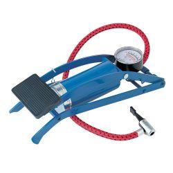 Pompa de picior cu manometru si cablu
