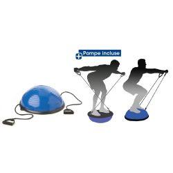 Minge Bosu (Balance Trainer) - cu extensoare