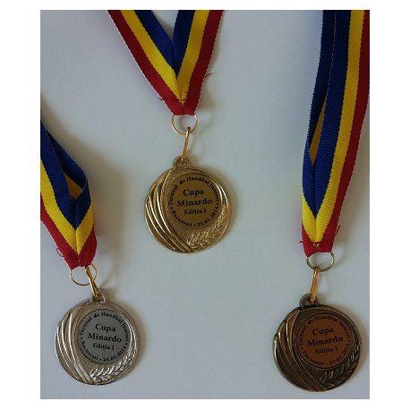Medalii premiere