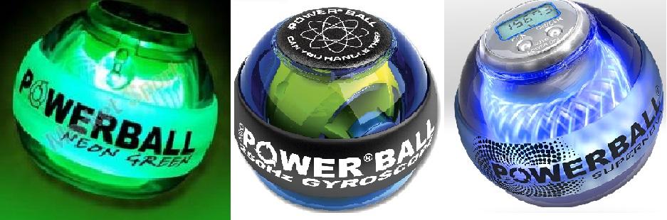 PowerBall, cel mai distractiv echipament fitness